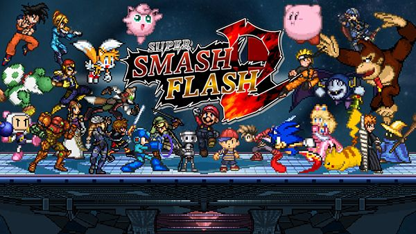 The Unblocked Super Smash Flash 2