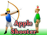 Feel refreshed with an indoor game – Apple Shooter